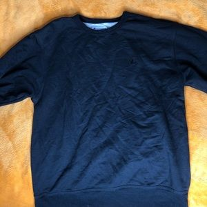 Navy blue  Mens Champion Sweatshirt